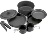 Outbound Ucluelet Hard Anodized Cook Set