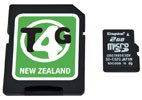 Memory Map Topo4GPS NZ