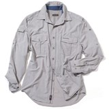 Craghoppers NosiLife Long Sleeved Shirt Men's - Parchment
