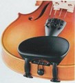 Space Age anit-allergy Wittner Violin Chinrest 1/4 to 1/2 - Central