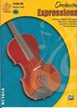 Orchestra Expressions Book 1 for VIOLIN