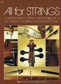 All for Strings - Cello Book 3
