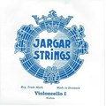 Cello String Set by Jargar Strings 4/4 Size - Medium Tension 