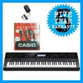 CASIO WK7500 Workstation 76 Keys Keyboard + Plug and Play pack