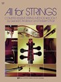 All for Strings - Violin Book 1
