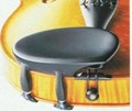 Space Age anit-allergy Wittner Violin Chinrest 1/4 to 1/2