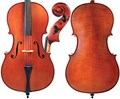 Gliga II Cello 4/4 Package