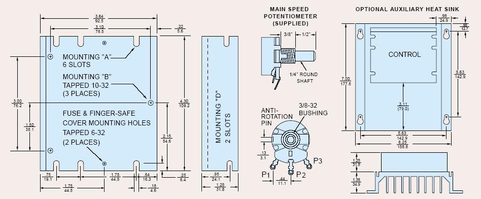 Kb Electronics Kbmm-225d