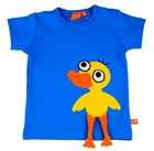 T-shirt duckling by Lipfish
