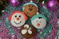 How to Booklet - Christmas Faces Cupcakes  - Electronic Version (PDF)