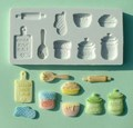 Alphabet Moulds - Home Baking