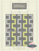 Art Gallery - Pathways Quilt Kit