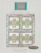 Art Gallery - Textured Frames Quilt Kit
