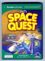 Eureka Kid's Space Quest