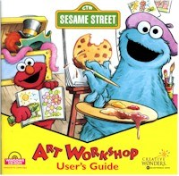 Sesame Street Art Workshop (32-bit only)
