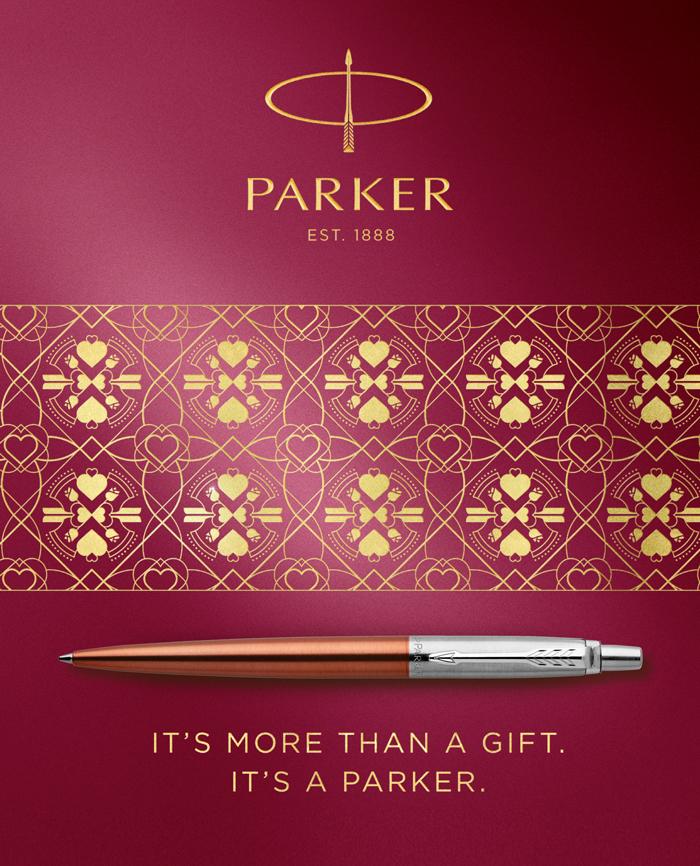 Parker Jotter Standard Ballpoint Ball Pen Stainless Steel Red Black Blue Pink