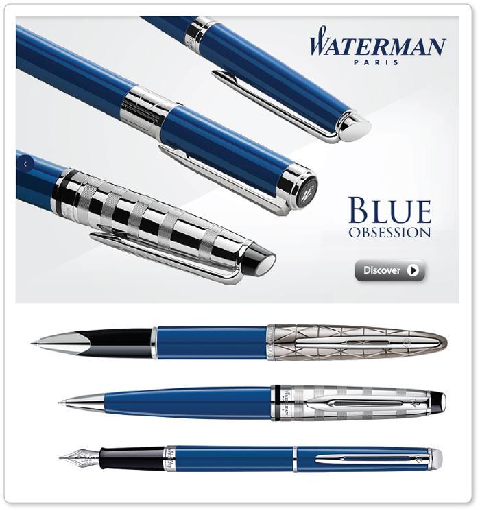 Refilling Waterman Fountain Pen Waterman Fountain Pen Bottled