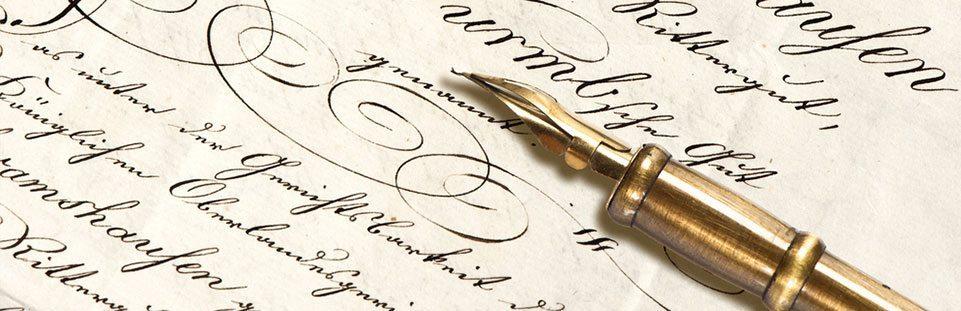 PENMANSHIP Pens de Luxe Online Shop