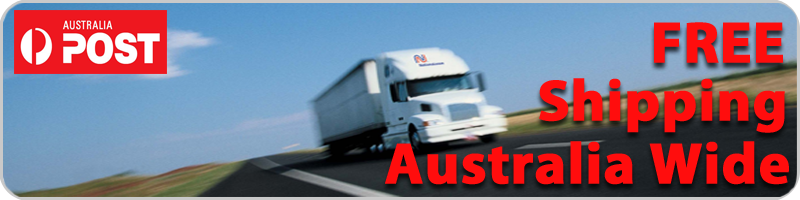 free shipping offer australiawide