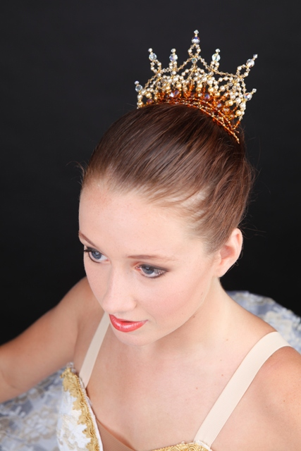 Sleeping Beauty Ballet Aurora Tiara Headpiece