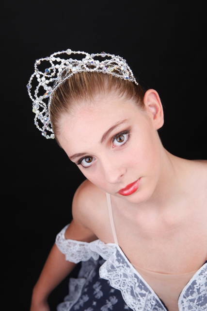 Coppelia Ballet Dance Tiara Headpiece