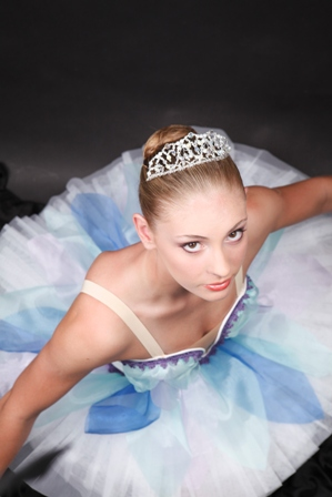Dew Drop Fairy Crown V2 - Nutcracker Ballet