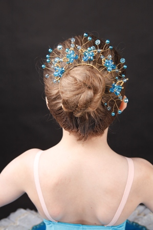 Dance Bun Buddy Flower Garden