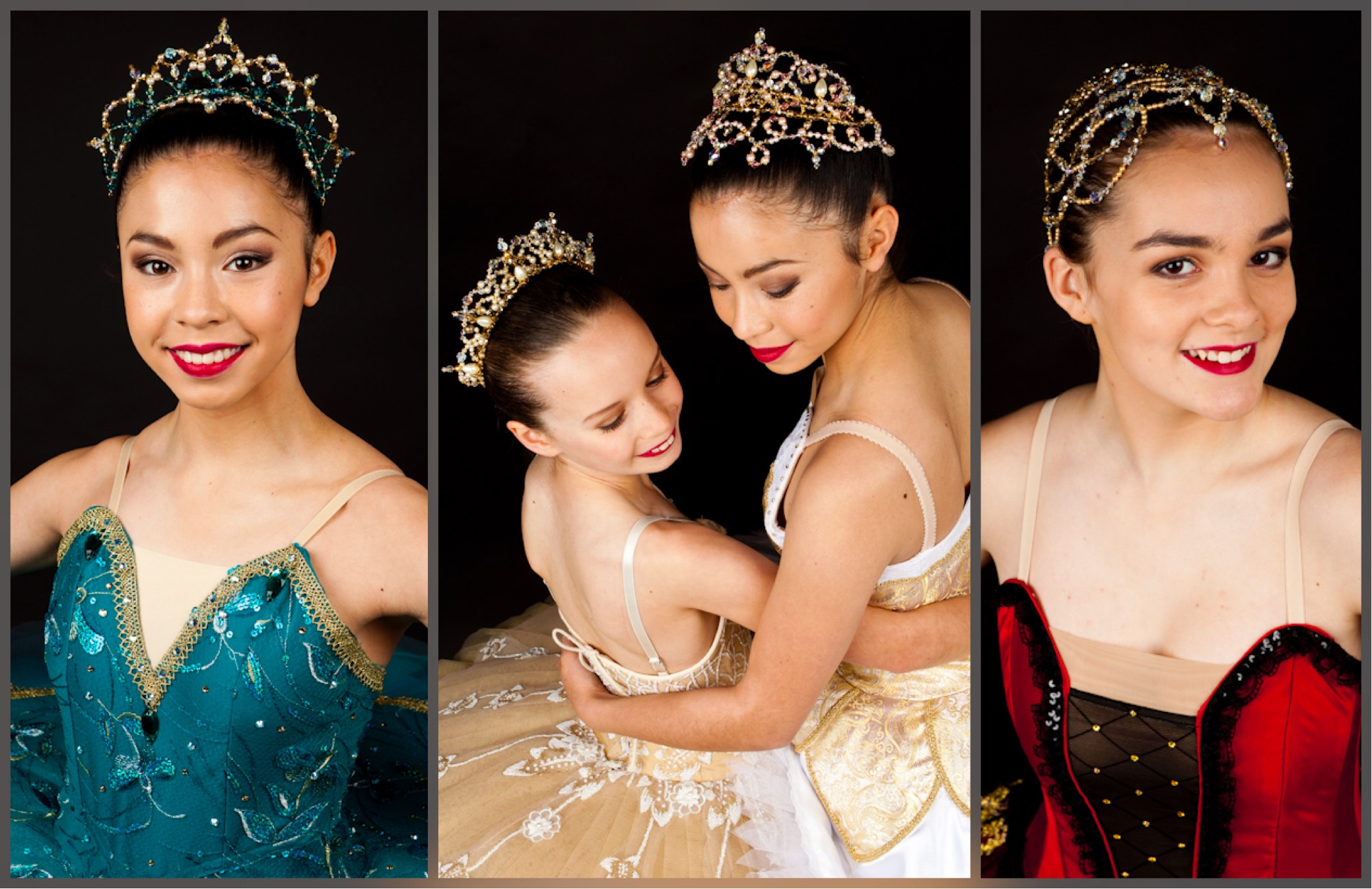 Ballet Tiaras and Crowns for 10+ Years