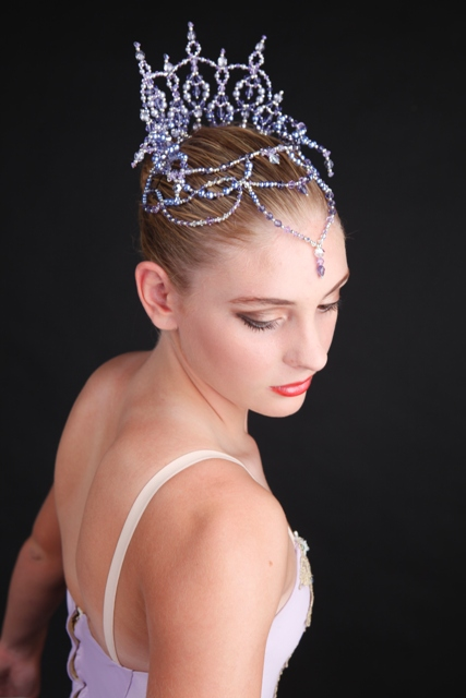 Sleeping Beauty Lilac Fairy tiara crown