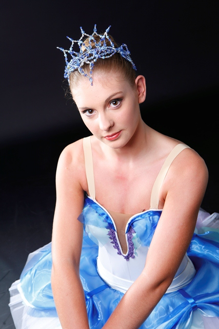 Sleeping Beauty Ballet Blue Bird Tiara