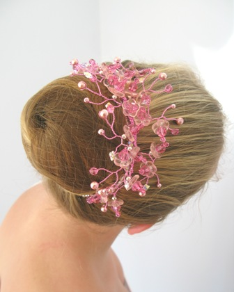 Ballet Bun Buddy Winter Minuet Rose