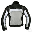 KG RADAR SUMMER TEXTILE JACKET BLACK/GREY Clearance Special