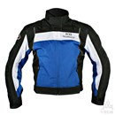 KG RADAR SUMMER TEXTILE JACKET BLACK/BLUE Clearance Special