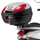 GIVI E231 REAR PLATE FOR MONOLOCK® CASE