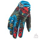 FOX 10 PLATINUM GLOVE ANTI SCENE ELECTRIC BLUE