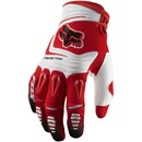 Fox 2012 Pawtector Motocross Gloves Red
