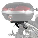 GIVI MONOKEY CASE E55 TECH 55LT ARMS SUIT VERSYS 650