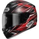Shoei TZ-X Diverge Helmet TC-1 Red