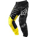 FOX 2012 180  ROCK STAR PANTS BLACK (28 and 30 only)