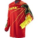 FOX 2012 HC ROCK STAR JERSEY RED