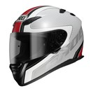 (CLEARANCE SALE) Shoei XR1100 Transmission Helmet TC-10 Red White 2013
