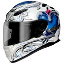 (CLEARANCE SALE) Shoei XR1100 Corazon Helmet TC-2 Blue