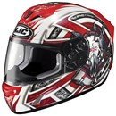 HJC FS-15 Ben Spies Trophy Helmet Red (SM only)
