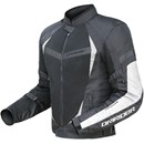 DriRider Air Ride 2 Mens Jacket Black White