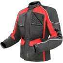 Dririder Alpine Jacket - Black / Red