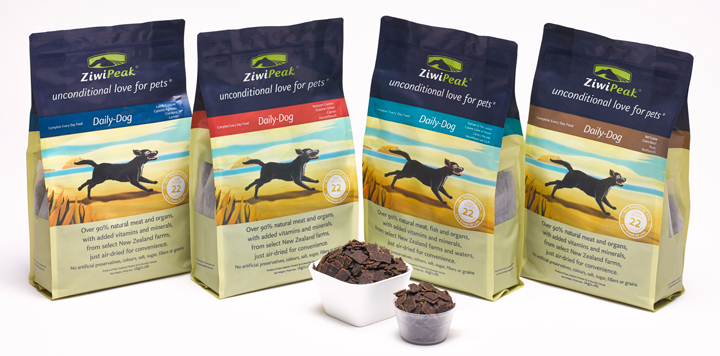 Ziwipeak Lamb Dog Food Ingredients
