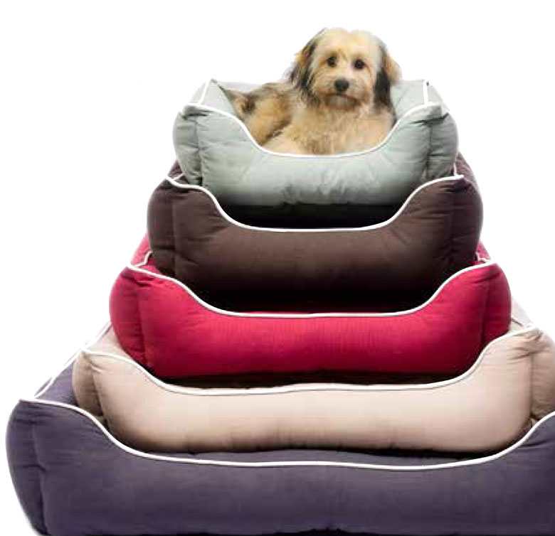 Lounger Bed by Dog Gone Smart