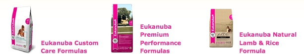 Eukanuba Custome Care Formulas