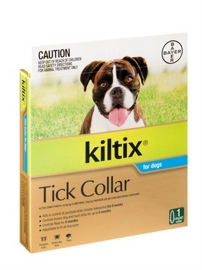 Kiltix Collars For Dogs Flea And Tick Control Bowhouse