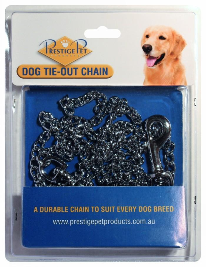 Dog's Tie-Out Chain